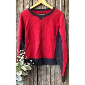 RAG & BONE Crewneck Pullover Cotton Sweater